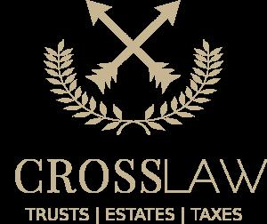 Cropss Law | Reno NV | Gold Logo