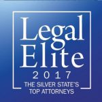 Legal Elite Award - Reno Nevada Tax Lawyer
